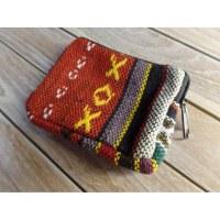Porte monnaie gheri XOX jaune
