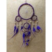 Attrape rêves Hualapai violet
