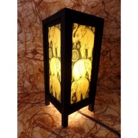 Lampe 3 pachydermes