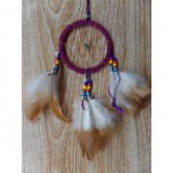 Dreamcatcher mini kum grenat