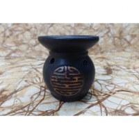 Brûle parfum zen noir