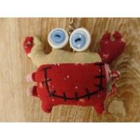 Porte clés big crabe