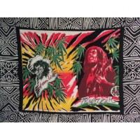 Mini tenture Bob Marley freedom