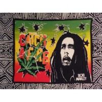 Mini tenture Bob Marley catch a fire