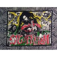 Mini tenture Bob Marley songs of freedom