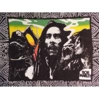 Mini tenture Bob Marley
