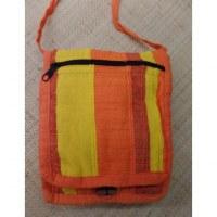 Sacoche de voyage jaune/orange Kérala