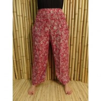 Pantalon Buriram rouge