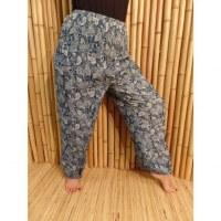 Pantalon Buriram émeraude