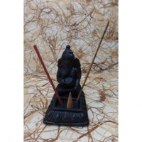 Porte encens majesté Ganesh