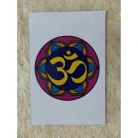 Aimant symbole Om 2