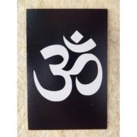 Aimant symbole Om 5