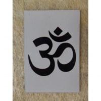 Aimant symbole Om 3