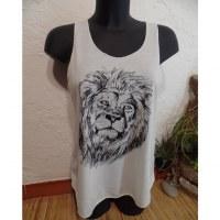 Débardeur le lion