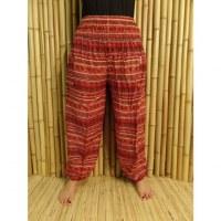 Pantalon Krabi rouge