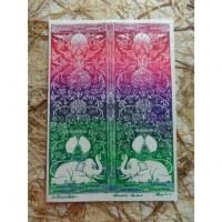 Carte les 2 éléphants