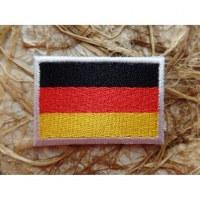 Ecusson drapeau Allemagne