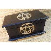Boite rectangle pentacle