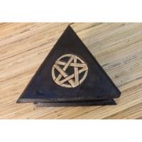Boite triangle pentacle