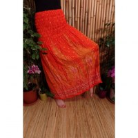 Jupe/robe orange
