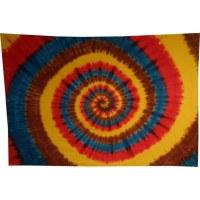 Tenture hypnotika 4 couleurs
