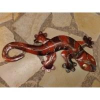 Gecko brun
