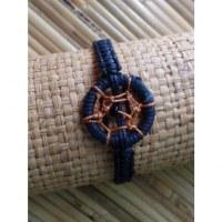 Bracelet dreamcatcher noir