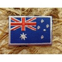 Ecusson drapeau Australie