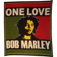 Tenture maxi Bob Marley one love