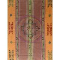Tenture Chitwan verticale oeil de Bouddha