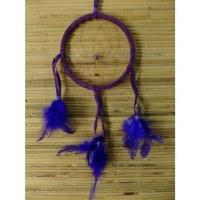 Attrape rêve nowi violet