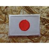 Ecusson drapeau Japon