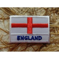 Ecusson drapeau Angleterre
