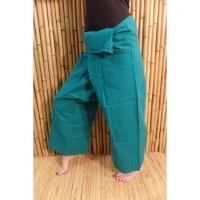 Pantalon de pêcheur Thaï menthe