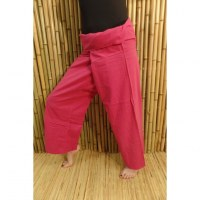 Pantalon de pêcheur Thaï rose