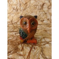 Sculpture hibou