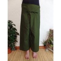 Pantalon de pêcheur Thaï sapin