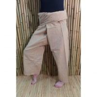 Pantalon de pêcheur Thaï blé