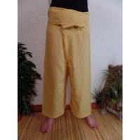 Pantalon de pêcheur Thaï banane