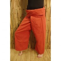 Pantalon de pêcheur Thaï carotte