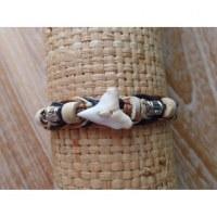 Bracelet macramé hiu gigi 1