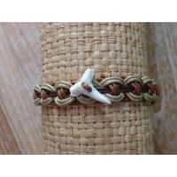 Bracelet macramé hiu gigi 2