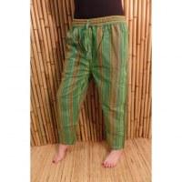 Pantalon Koshi vert