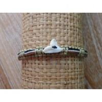 Bracelet macramé hiu gigi 4