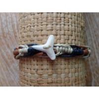 Bracelet macramé hiu gigi 5