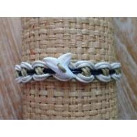 Bracelet macramé hiu gigi 6