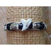 Bracelet macramé hiu gigi 7