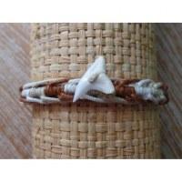 Bracelet macramé hiu gigi 9
