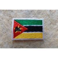 Mini écusson drapeau Mozambique