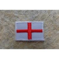 Mini écusson drapeau Angleterre